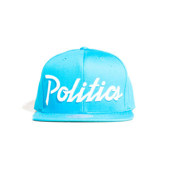 Sneaker Politics Slice Logo - Ice Blue