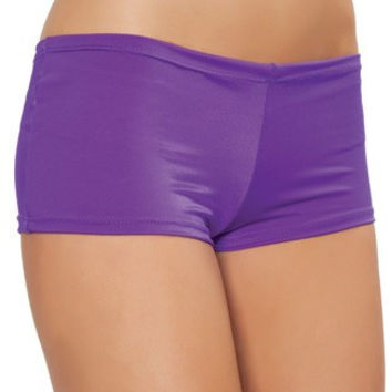 Stretch Spandex Shorts