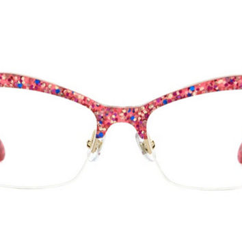 Try-on the Kate Spade New York Lyssa at glasses.com