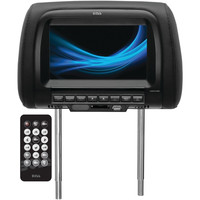 "Boss Audio 7"" Headrest With Usb & Sd Card Ports (black)"