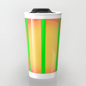 into the light Travel Mug by  ART ELISA ELISA HOPP