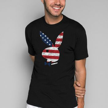 Stars + Stripes Flag Tee