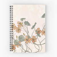 'Winding' Spiral Notebook by anni103
