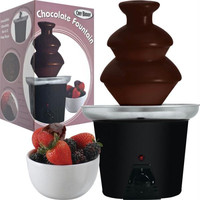 Chef Buddy  Three Tier Chocolate Fountain