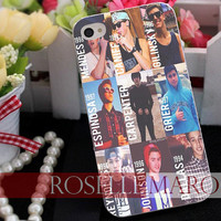 Magcon Boys Date Born - for case iPhone 4/4s/5/5c/5s-Samsung Galaxy S2 i9100/S3/S4/Note 3-iPod 2/4/5-Htc one-Htc One X-BB Z10