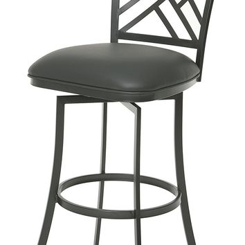 Impacterra Milazzo Swivel Stool 30 Bar Height