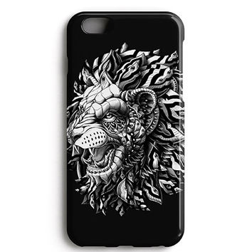 Lion Ornate Animal Phone Case