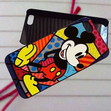 Mickey Mouse - case iPhone 4/4s,5,5s,5c,6,6+samsung s3,4,5,6