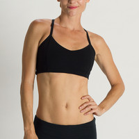 Organic Cotton Sports Bra - LVR