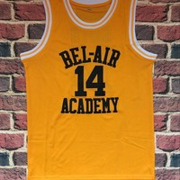 Bel Air Academy Jersey #14 shirt Basketball