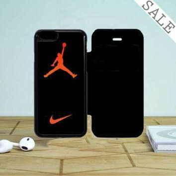 DCKL9 Nike Air Jordan Jump Man Air iPhone 5 Flip Case
