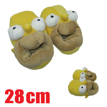 Home Winter Cotton Shoes Slippers [6047219905]