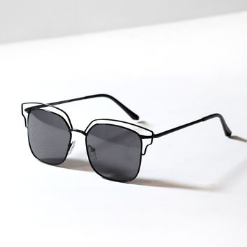 Wes Square Sunglasses