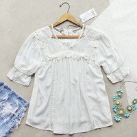Mojave Lace Top