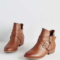 Festival Montauk Me Through It Bootie by ModCloth