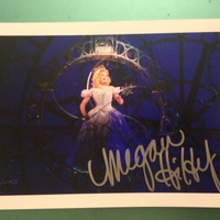 Wicked Signed Photo - Megan Hilty