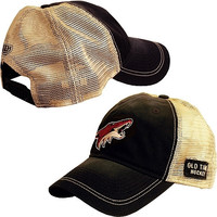 Old Time Hockey Arizona Coyotes Mesh-Back Adjustable Hat