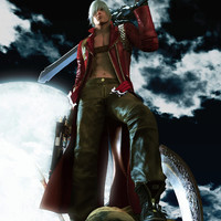 Devil May Cry 3: Dante's Awakening video game poster 18x24