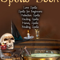 The Wiccan Spells Book