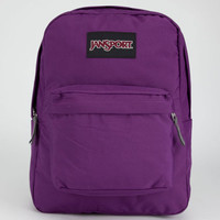 Jansport Black Label Superbreak Backpack Vivid Purple One Size For Men 22893175001