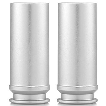 30mm Apache Shooters in Aluminum - Set of 2