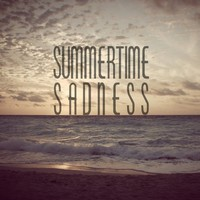 *** SUMMERTIME SADNESS ***  Art Print by SUNLIGHT STUDIOS  Monika Strigel for all Lana del Rey girls !
