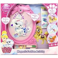 Disney Palace Pets Magnetic Fashion Activity Set