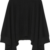 Adam Lippes - Wool turtleneck poncho