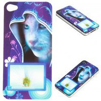 Unparalleled 3D Cat Screen Protector Film Shield for iPhone 4/4S