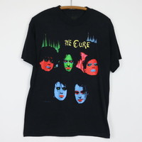 The Cure In Between Days Shirt 1988 | WyCo Vintage
