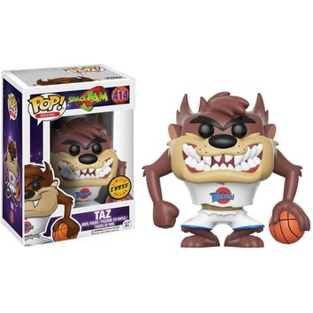 CHASE EDITION Taz Space Jam Funko Pop! Vinyl Figure #414