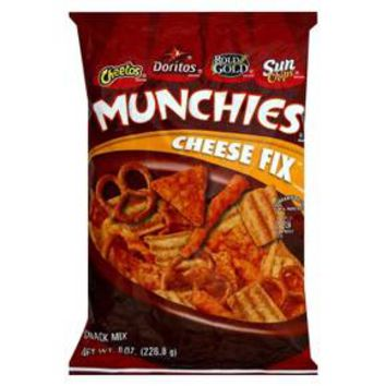 Munchies Cheese Fix Flavored Snack Mix - 8oz