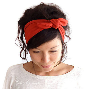 New Ear Elastic Turban Headband for Woman Girl Headbands Headwrap Turbante Knot Hairband Bandana Headwear Hair Accessories A0420
