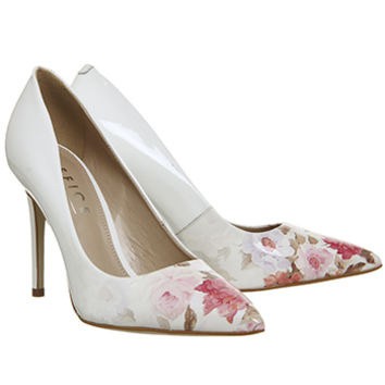 Office Hombre Ombre Point Courts Floral Ombre - High Heels