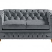 Chesterfield Sofa Smoke