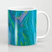 Oceans of Color Mug by Scott Hervieux