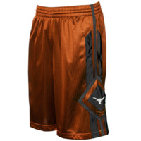 Nike Texas Longhorns Burnt Orange In Your Face Basketball Shorts