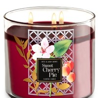 3-Wick Candle Sweet Cherry Pie