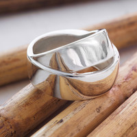 Band Together Ring, Rings - Silpada Designs