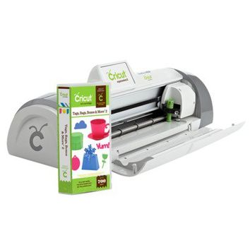 Cricut Expression 2 Machine & Cartridge Set