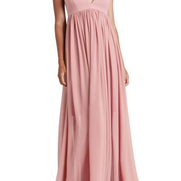 Dress the Population Phoebe Chiffon Gown | Nordstrom