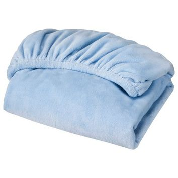 Plush & Soft Chamois Fitted Crib Sheet - Circo™