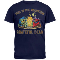 Grateful Dead - Fire in the Mountain T-Shirt