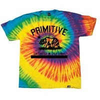 Primitive Cultivated Tie Dye T-Shirt - Men's at CCS