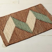 JOINERY - Artisan Woven Straw Mat - LIVING