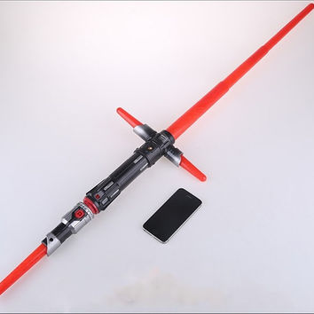 101cm Star Wars lightsaber sword emitting weapon props 3 lights lighting lightsaber sound