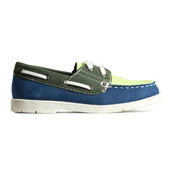 H&M - Deck Shoes - Blue - Kids