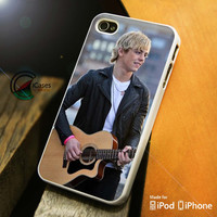 Ross Lynch iPhone 4 5 5c 6 Plus Case, Samsung Galaxy S3 S4 S5 Note 3 4 Case, iPod 4 5 Case, HtC One M7 M8 and Nexus Case