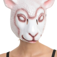 Sheep Horror Mask