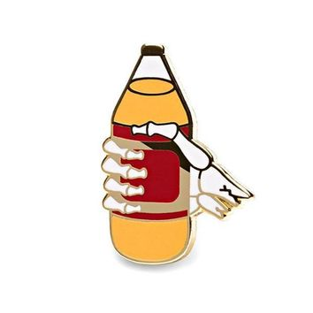 40oz Beer Pin